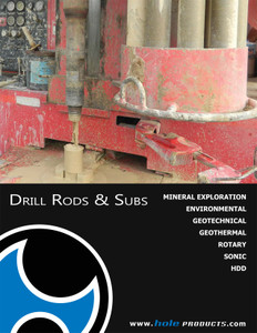 Drill Rods & Subs