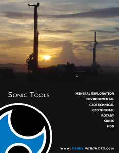 Sonic Drilling Tools