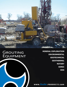 Grouting Equipment