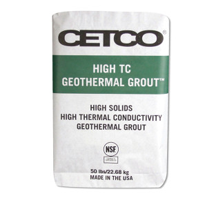 Cetco® Thermally Enhanced Grouts