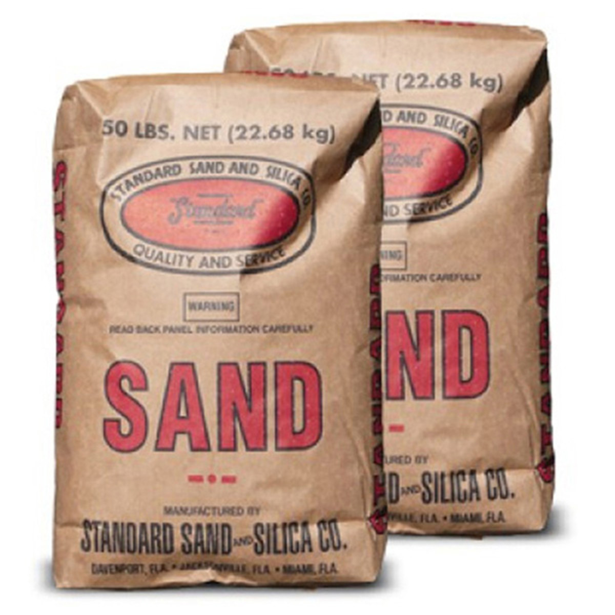 Hole Products - Silica Sand